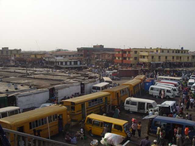 Picturing Nigeria - Molue @ Oshodi